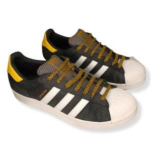 Adidas Superstar Varsity Pack black gold